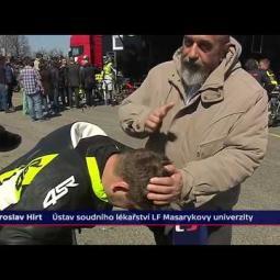 Embedded thumbnail for ČT1 televizní reportáž