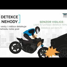 Embedded thumbnail for Bezdrátová airbagová technologie Helite