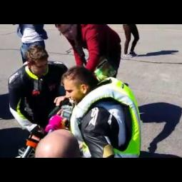 Embedded thumbnail for Pád s HELITE airbag vestou- rozhovor s kaskadérem