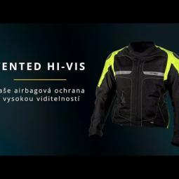 Embedded thumbnail for VENTED HIVIS: VIDITELNOST & BEZPEČNOST
